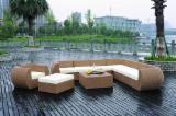 Garden Furniture - Outdoor rattan sofa set