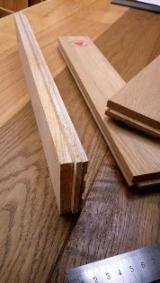 Massivholzplatten Zu Verkaufen - EICHENPARKETT 22mm massiv