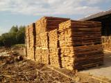 Softwood  Sawn Timber - Lumber Fir Abies Alba, Pectinata For Sale Romania - 20+ mm Fresh Sawn Fir  Beams from Romania