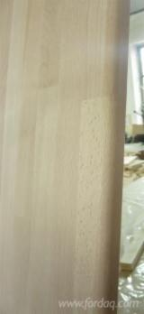 Beech 1 Ply Solid Wood Panel, length 2400-3000 mm