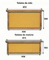 Holz Komponenten Gesuche - Europäisches Nadelholz, Tanne