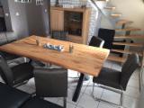 Real Antique Dining Room Furniture - Old Oak Tables Original MIT