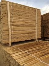 Hardwood Logs for sale. Wholesale Hardwood Logs exporters - Acacia stakes picket vineyard
