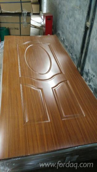 Melamine-MDF-HDF-moulded-door-skin