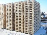 Lithuania Pallets And Packaging - All kinds of Wooden Pallets available