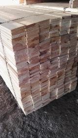Softwood  Sawn Timber - Lumber - KD, FSC Redwood Pine Planks, 21 x 120 x 2150 mm