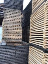Laubschnittholz, Besäumtes Holz, Hobelware  Zu Verkaufen Rumänien - Lamellen, Eiche , FSC