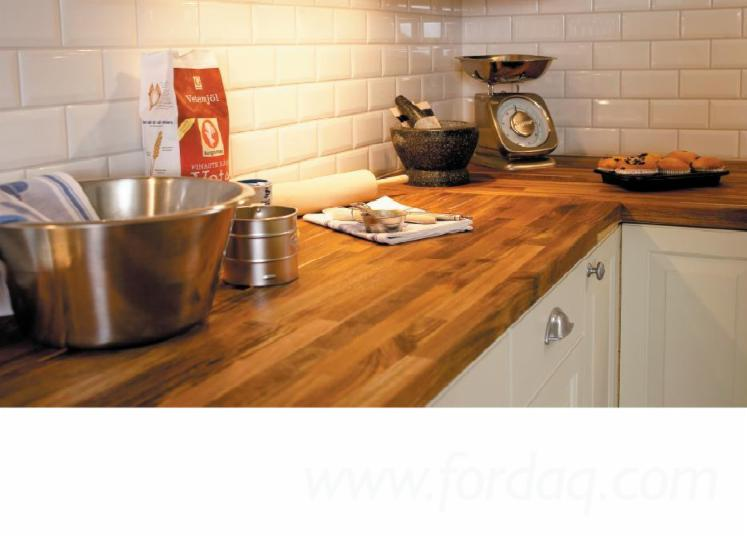 Acacia Fsc Solid Countertops Worktops And Panels