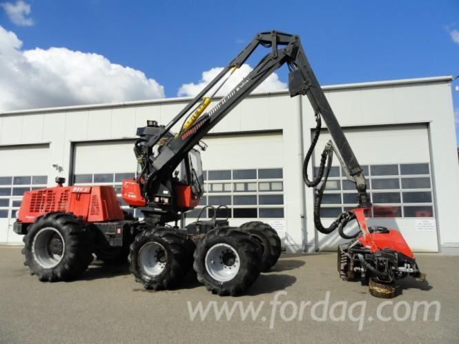 Used-Valmet---13200-H-911-3-2005-Harvester