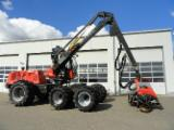 Machinery, Hardware And Chemicals - Used Valmet / 13200 H 911.3 2005 Harvester Germany