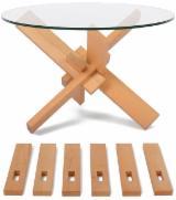 Wohnzimmermöbel - Kunst & Handwerk/Auftrag Buche Flat Pack Mechanical Puzzle Coffee Table Tische Türkei zu Verkaufen