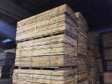 Hardwood Lumber And Sawn Timber - Oak Planks, 27 x 240 mm, QF5, KD