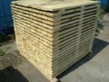 Nadelschnittholz, Besäumtes Holz Kiefer Pinus Sylvestris - Rotholz Zu Verkaufen - Bretter, Dielen, Kiefer  - Rotholz