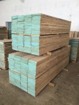 Hardwood - Square-Edged Sawn Timber - Lumber Supplies - Оak lumber - custom quality