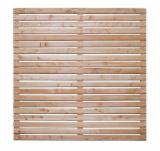 Fordaq wood market - Rhombus fence panel 180 x 180