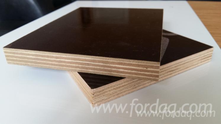 Vend contreplaqu film brun bouleau 18 mm turquie - Contreplaque 18 mm ...