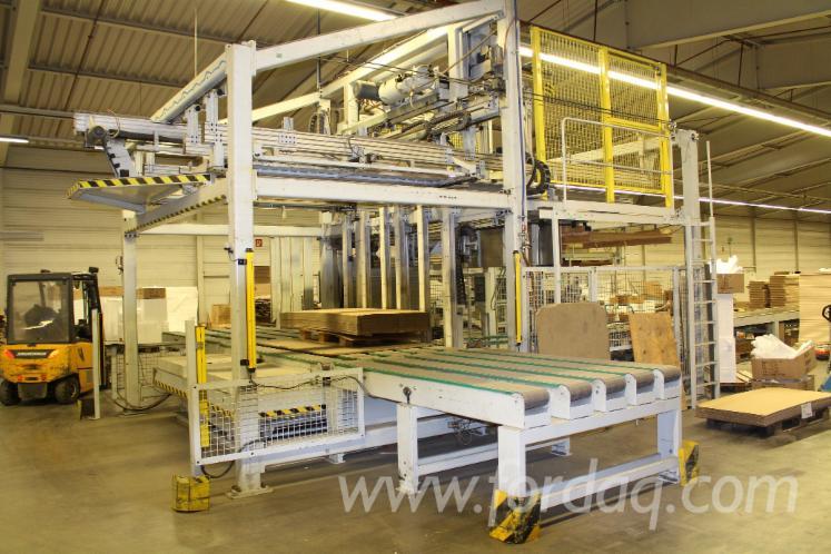 Gebruikt-LIGMATECH-1998-Verpakkingseenheid-En-Venta