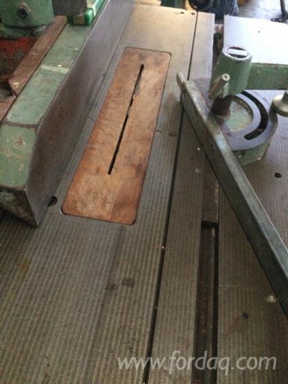 Combinata per la lavorazione del legno marca scm modello for Piccole planimetrie per la lavorazione del legno