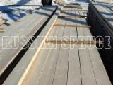 Softwood - Sawn Timber - Lumber - Planed timber (lumber)  Supplies - Russian Spruce (Whitewood), KD20%, SF Grade, 44 x 125/150/175/200 x 6000 mm