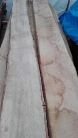 Madera Dura  Troncos Aserrados Y Reconstruidos - Tablones Adosados - Rollizos Aserrados En Venta - Venta Tablones No Canteados (Loseware) Fresno Blanco 50 mm Polonia