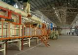 Particle board production line/wood based panel equipment
