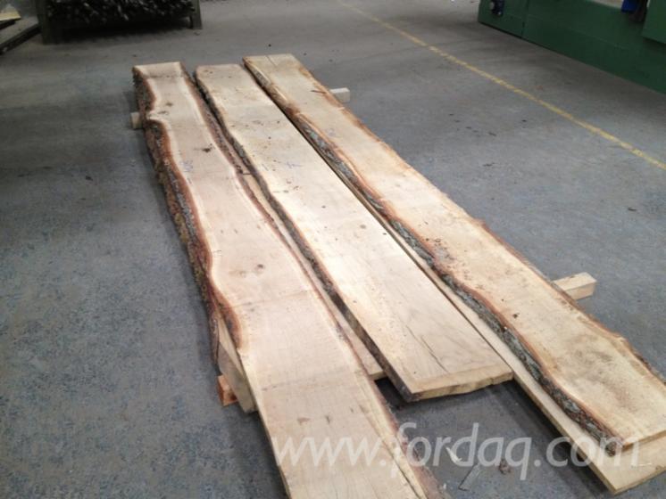 Mm oak lumber abc grade wide boards kd