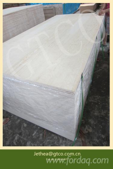 Yellow pine plywood radiata veneer