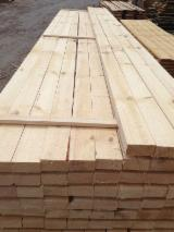 null - Pine sawn timbers fresh and kd