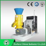 China Supplies - 50-100 KG/H Flat Die Biomass Pellet Mill