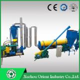 Pellet Manufacturing Plant - 55-100KG/H Mobile Small Complete Biomass Pelleting Plant