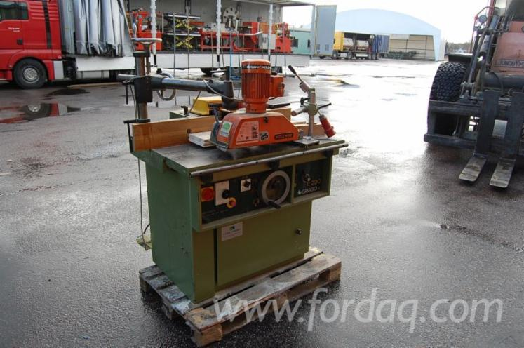 Single-spindle-Moulders-GRIGGIO-TC-200-Polovna