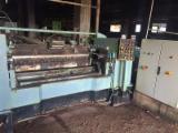 Strojevi, Strojna Oprema I Kemikalije - Mašina Za Ljuštenje Furnira JUSAN Polovna Španija