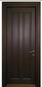 Wood Components, Mouldings, Doors & Windows, Houses - Meranti, Dark Red Windows Romania