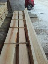 Hardwood  Unedged Timber - Flitches - Boules - PEFC/FFC Ash  Loose from Austria