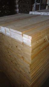 Paletten, Kisten, Verpackungsholz Nordamerika - Southern Yellow Pine, 2000 - - m3 pro Monat