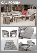 Country Garden Furniture - Garden furniture, cushions and beds from FSC pine wood