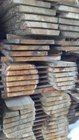 Laubholz  Blockware, Unbesäumtes Holz Österreich - Blockware Eiche