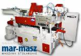 Moulding Machines For Three- And Four-side Machining REX 旧 波兰