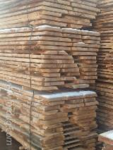 Hardwood  Unedged Timber - Flitches - Boules For Sale - Turkish Oak  Boules Romania