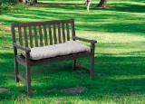 Garden Benches Garden Furniture - Garden furniture, cushions and beds from FSC pine wood