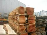 Softwood  Unedged Timber - Flitches - Boules For Sale - 5 m Dry Larch Loose Timber