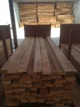 Sawn And Structural Timber Beech - Beech wood timber thickness 43 mm