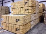 Nadelschnittholz, Besäumtes Holz Southern Yellow Pine Zu Verkaufen - Bretter, Dielen, Southern Yellow Pine, Thermisch Behandelt - Thermoholz