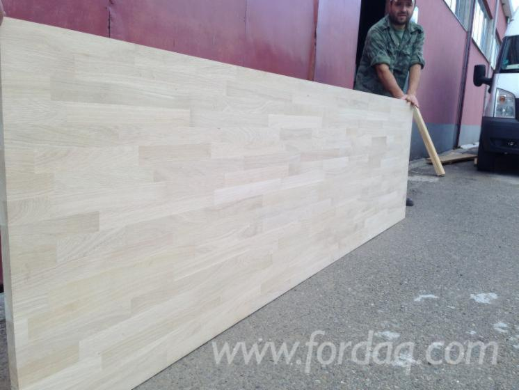 White-European-Oak-panels-Edge-glued-Finger-joined