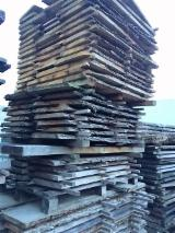 Hardwood  Unedged Timber - Flitches - Boules For Sale - OAK SCALE PARTS