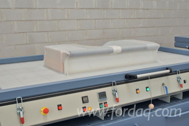 Presse A Membrane Pour Resine Et Plastique