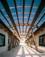 B2B原木房屋待售 - 上Fordaq采购及销售原木房屋 - 预制屋顶框架, 云杉-白色木材