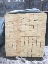 Sawn And Structural Timber Spruce Picea Abies - 25x100x4000 Spruce (Picea abies) - Whitewood