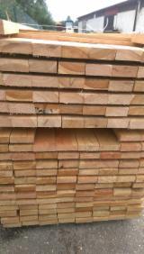 Nadelschnittholz, Besäumtes Holz Lärche Larix Spp. Zu Verkaufen - Lärche
