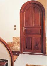 Двері, Вікна, Сходи CE - Листяні Тверді (Європа, Північна Америка), Двері, Деревина Масив, Бук , CE, Дійсна Лісова Фанера